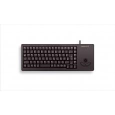 CHERRY klávesnice XS Trackball, USB, EU, černá