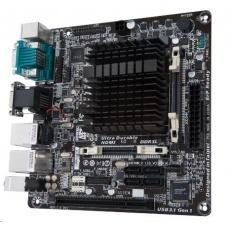 GIGABYTE MB J3455N-D3H, Quad-Core Celeron® J3455 (2.3 GHz), Intel J3455, 2xDDR3L SO-DIMM, VGA, Thin Mini-ITX