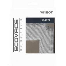 Ecovacs čistící podložky 2 ks pro Winbot: W850