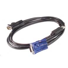 APC KVM USB Cable - 6 ft (1.8 m)