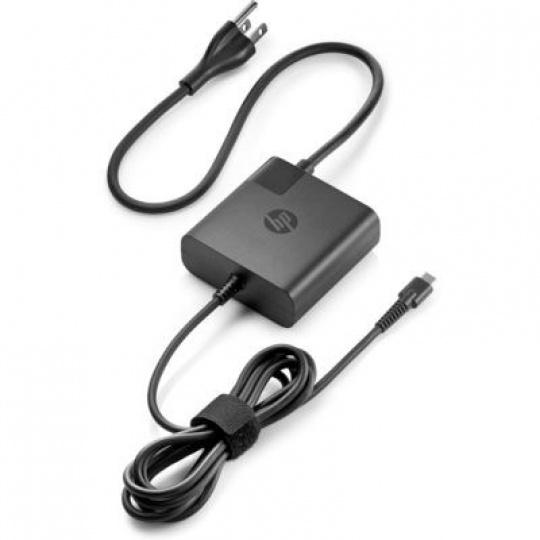 HP 65W USB-C Travel Power Adapter - ADAPTER
