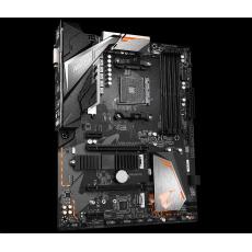 BAZAR-GIGABYTE MB Sc AM4 B450 AORUS ELITE V2, AMD B450, 4xDDR4, 1xDVI, 1xHDMI-po oipravě (bez přísl.)