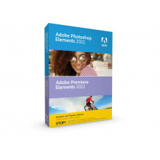 Photoshop & Premiere Elements 2022 ENG MP STUDENT&TEACHER Edition BOX