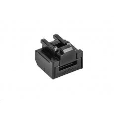 SMARTKEEPER Basic RJ45 Port Lock 12 - 12x záslepka,černá