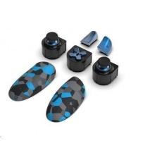 Thrustmaster ESWAP X BLUE COLOR PACK, Sada 7 Modrých Kamuflovaných Modulů pro ESWAP X