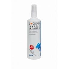 DCLEAN Čistící roztok na plasty bez alkoholu (250ml)
