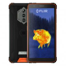 iGET GBV6600 Pro Thermo Orange