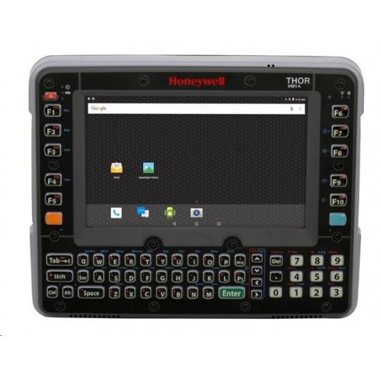 Honeywell Thor VM1A indoor, BT, Wi-Fi, NFC, QWERTY, Android, GMS, externí antena