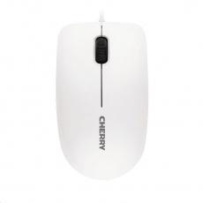 CHERRY myš MC1000, USB, drátová, šedá
