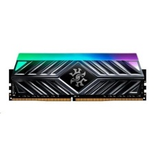 DIMM DDR4 16GB 2666MHz CL16 ADATA SPECTRIX D41 RGB, -SR41 memory, Single Color Box