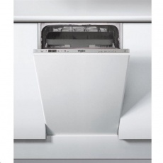 Whirlpool WSIC 3M27 C vestavná myčka 45 cm
