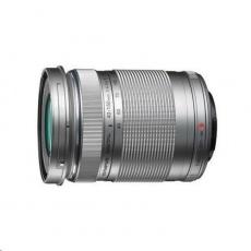OLYMPUS M.ZUIKO DIGITAL  ED 40-150mm 1:4.0-5.6 R / EZ-M4015 R  silver