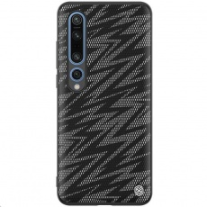 Nillkin Twinkle case pro Xiaomi Mi 10 Pro Lightning Black-Silver