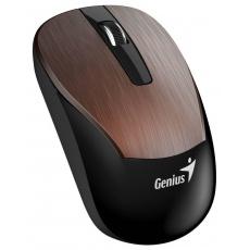 GENIUS myš GENIUS ECO-8015/ 1600 dpi/ dobíjecí/ bezdrátová/ kávová