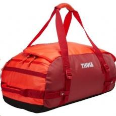 THULE cestovní taška Chasm, 40 l, oranžovo-červená