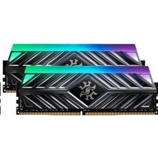 DIMM DDR4 16GB 3000MHz CL16 (KIT 2x 8GB) ADATA SPECTRIX D41, Dual Color Box