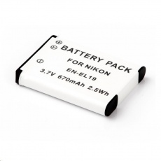 MadMan Baterie pro Nikon EN-EL19