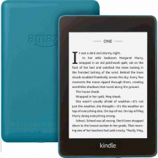 "Amazon Kindle Paperwhite 6"" Wifi 8GB - BLUE"