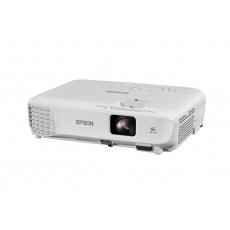 EPSON - poškozený obal - projektor EB-X06, 1024x768, 3600ANSI, 16.000:1, VGA, HDMI, USB 2-in-1, REPRO 2W