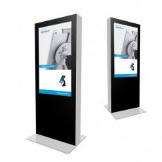 """Digitální oboustranný stojan pro panel - Digital Double Sided Totem 55"""""""