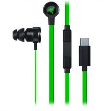 RAZER sluchátka HAMMERHEAD USB-C Digital Gaming & Music In-Ear Headset