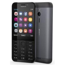 Nokia 230 Dual SIM, Dark Silver