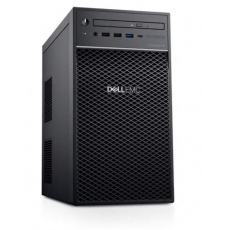 "DELL SRV PowerEdge T40/Chassis 3 x 3.5""/Xeon E-2224G/8GB/1TB 7.2K SATA/DVDRW/80W/3Yr NBD"