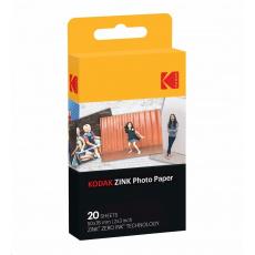 KODAK Zink - fotografický papír 2x3 20-pack - POŠKOZENÝ OBAL
