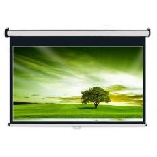 Nástěnné projekční plátno AVELI, 265x149cm (16:9), ?304cm