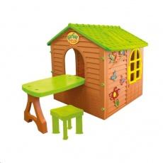 Marimex domek se stolečkem