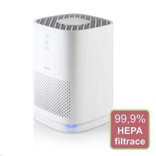 DOMO DO264AP Filtrační čistička vzduchu s ionizátorem