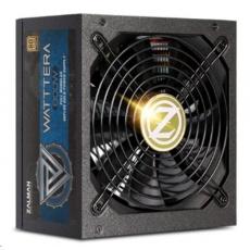 ZALMAN zdroj WATTTERA ZM800-EBTII - 800W 80+ Gold, 13,5cm fan, modular