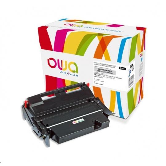 OWA Armor toner pro IBM Infoprint 1532, 1552, 1570, 1572, 21000 Stran, 75P6960, černá/black