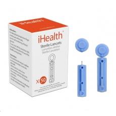 iHealth Lancety 30GI, příslušenství glukometru iHealth BG5,BG1,50ks