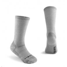 Naturehike ponožky merino vel. 39-43 - šedá