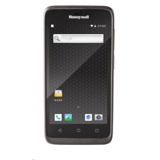 Honeywell EDA51, 2D, SR, BT, Wi-Fi, 4G, NFC, kit (USB), GMS, grey, Android