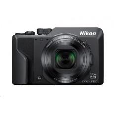 Nikon kompakt Coolpix A1000, 16 Mpix, 35x zoom - černý