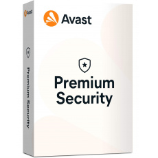 _Nová Avast Premium Security for MAC 1 zařízení na 1 rok - ESD