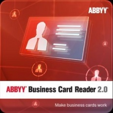 ABBYY Business Card Reader 2.0 (for Windows)/ Volume Purchase/ Per-seat use (5+ ks)