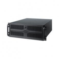 CHIEFTEC skříň Rackmount 4U ATX/EATX UNC-411E-B-80R, 2x 800W, Black