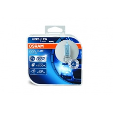 OSRAM autožárovka HB3 COOL BLUE INTENSE 12V 60W P20D (Duo-Box)
