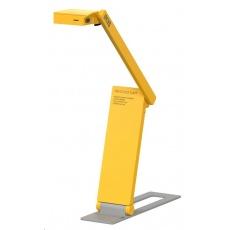 IPEVO vizualizér DO-CAM Creator's Edition - HD Přenosná 8MPx USB dokumentová kamera/webkamera/dokumentový skener (žlutý)
