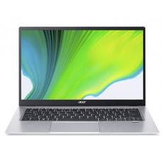 """ACER NTB Swift 1 (SF114-34-P2XS) - 14"""" FHD ComfyView IPS,8GB,256GBSSD,Intel®UHD Graphics,W11H,Stříbrná"""