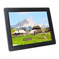 "Braun LCD fotorámeček DigiFRAME 1593 (15"", 1024x768px, 4:3, 4GB, HDMI)"