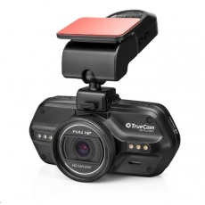 TrueCam A5 Pro WiFi - kamera do auta (Full HD, GPS, české menu) - rozbaleno