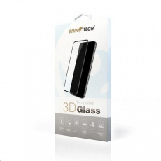 RhinoTech 2 Tvrzené ochranné 3D sklo pro Apple iPhone 6 / 6S (Black)