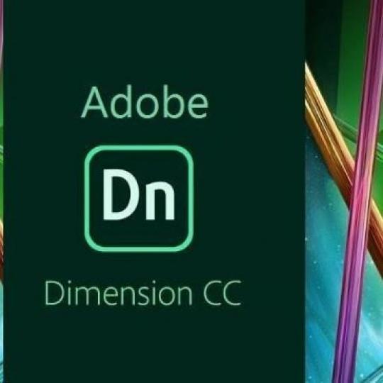 ADB Dimension CC MP Multi Euro Lang ENTER LIC SUB New 1 User Lvl 3 50-99 Month