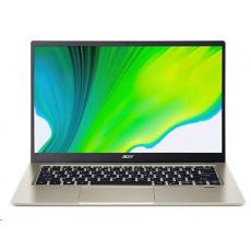 "ACER NTB Swift 1 (SF114-34-P2F9) - 14"" FHD ComfyView IPS,8GB,256GBSSD,Intel®UHD Graphics,W11H,Zlatá"