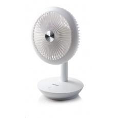 DOMO DO8147 Osobní ventilátor akumulátorový  s USB, 18cm
