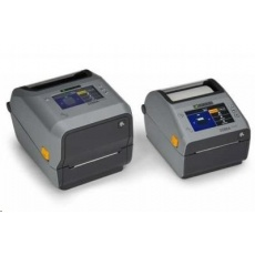 Zebra ZD621t, 12 dots/mm (300 dpi), peeler, RTC, USB, USB Host, RS232, BT (BLE), Ethernet, grey